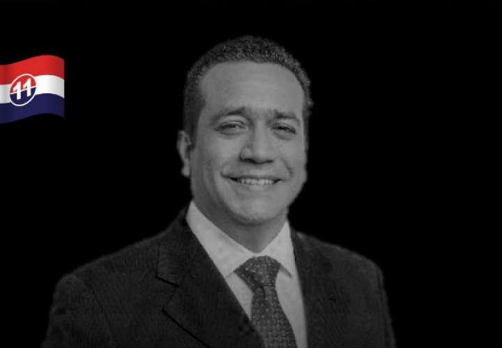 Muere de infarto vicepresidente del PRD en foro político