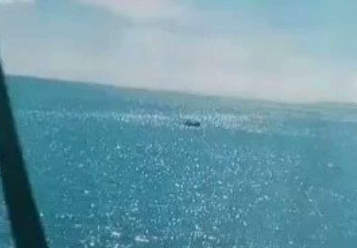 Padre salva a su hija, pero muere ahogado  [Video]