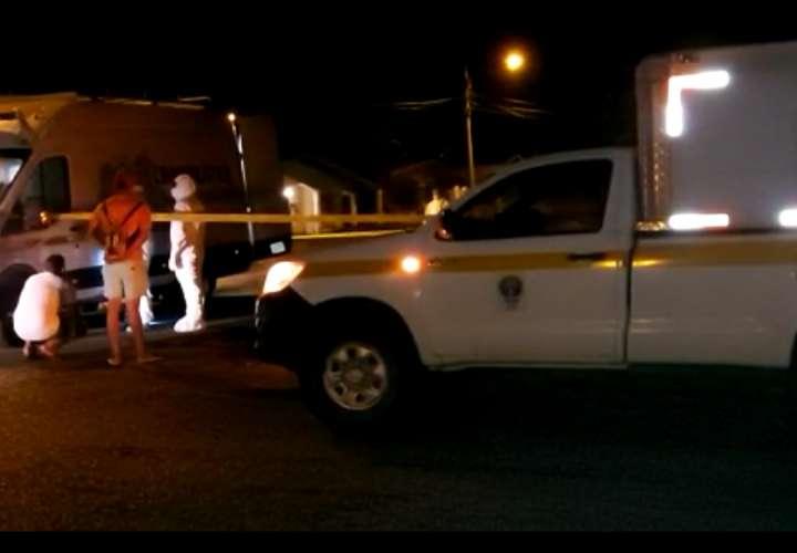 Un muerto y un herido deja balacera en Chiriquí  [Video]