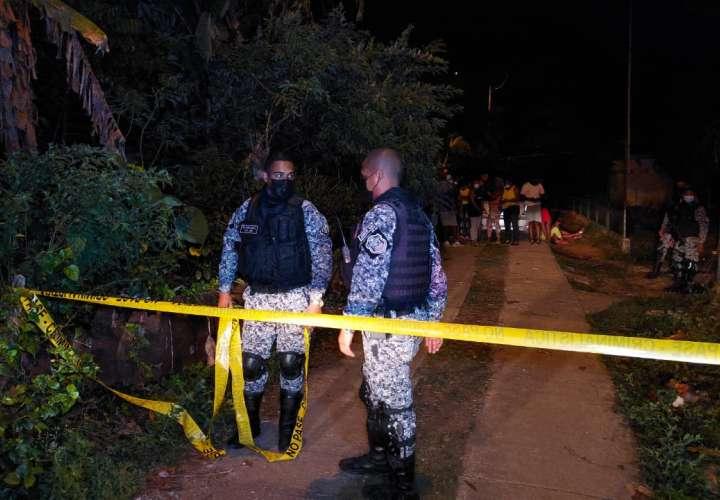 Tres muertos en Colón en menos de 4 horas