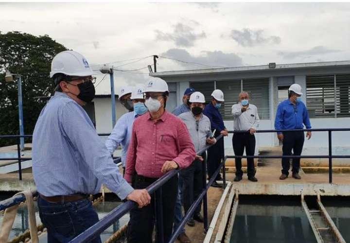 Restablecen servicio de agua potable en la capital y San Miguelito