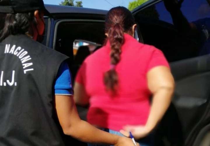 Ordenan detención provisional a mujer por peculado en albergue