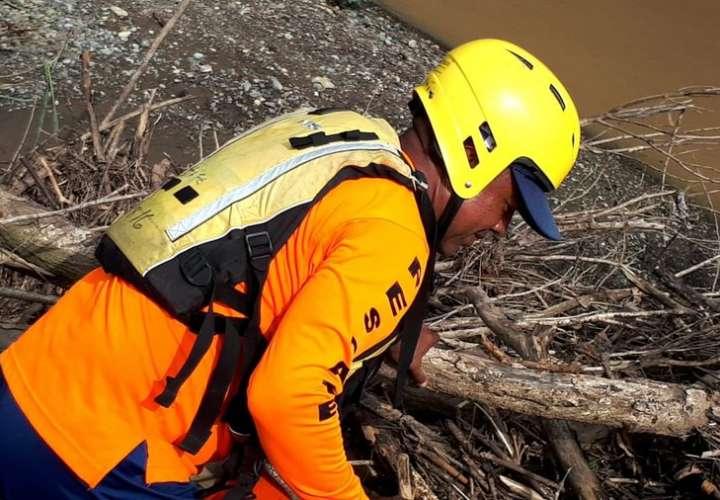 Buscan a una menor desaparecida en río de Darién
