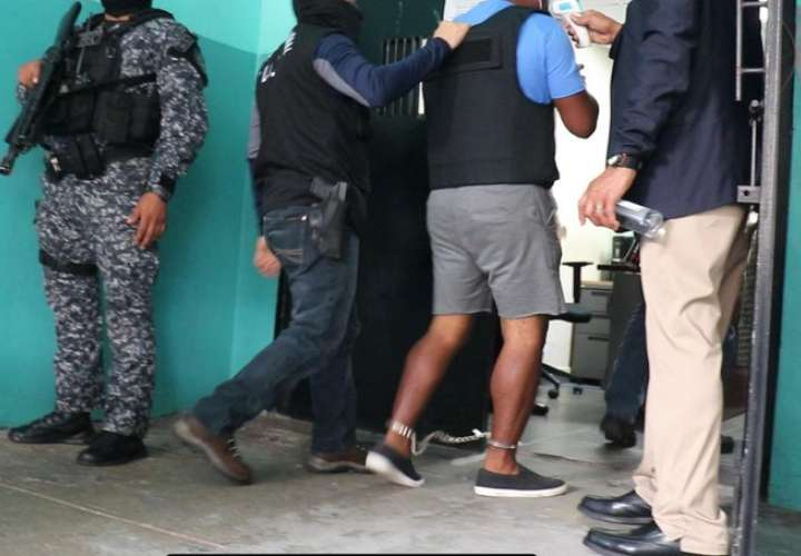 """Audiencia: Legalizan aprehensión de 19 detenidos en operación """"Neptuno"""""""