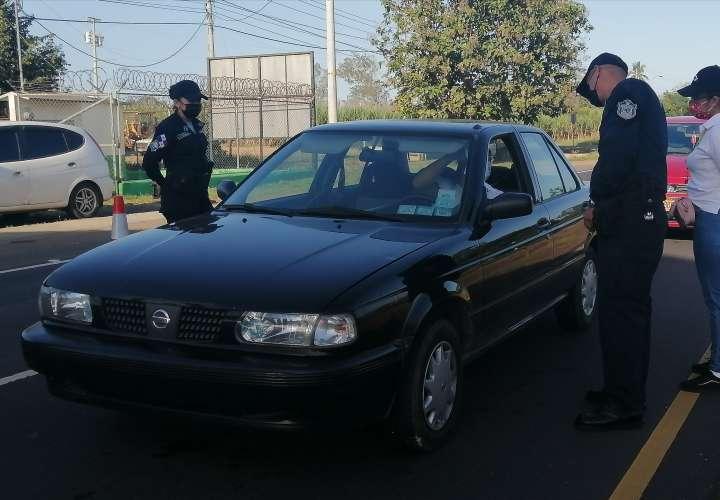 Capturan a nicaragüense en Divisa por tráfico de migrantes