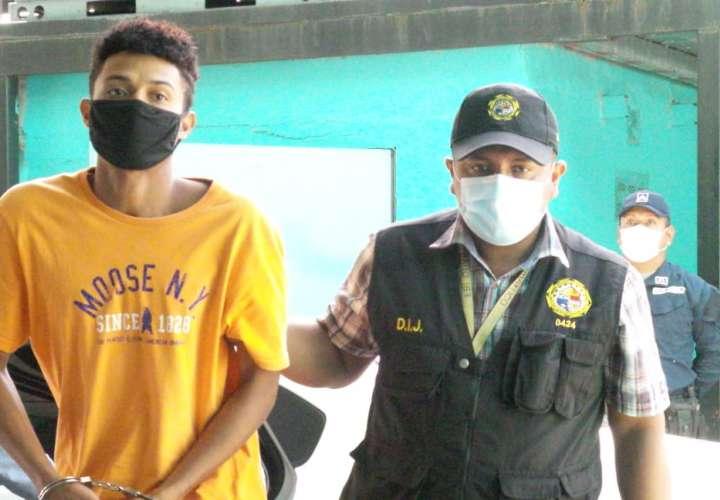 Dictan detención provisional a hombre por violación carnal en albergue [Video]