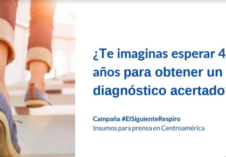 Lanzan la campaña #ElSiguienteRespiro enfocada en la hipertensión pulmonar