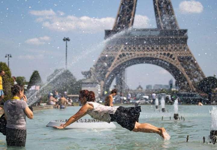Ola de calor golpeará Europa y la temperatura superará los 40 grados centígrados