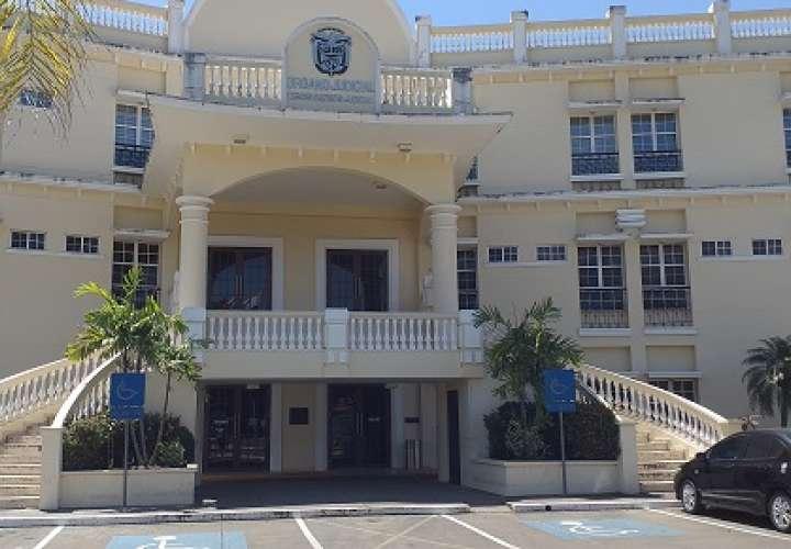 Sede del Órgano Judicial e David, Chiriquí.