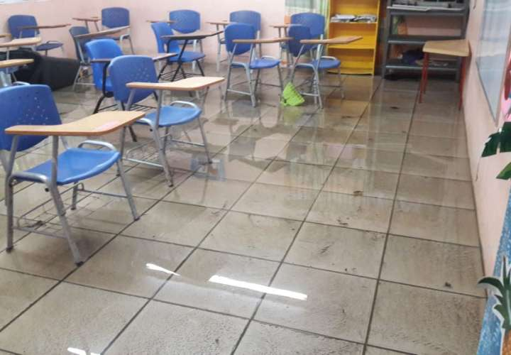 Aumenta número de casas afectadas por lluvia en Boquete