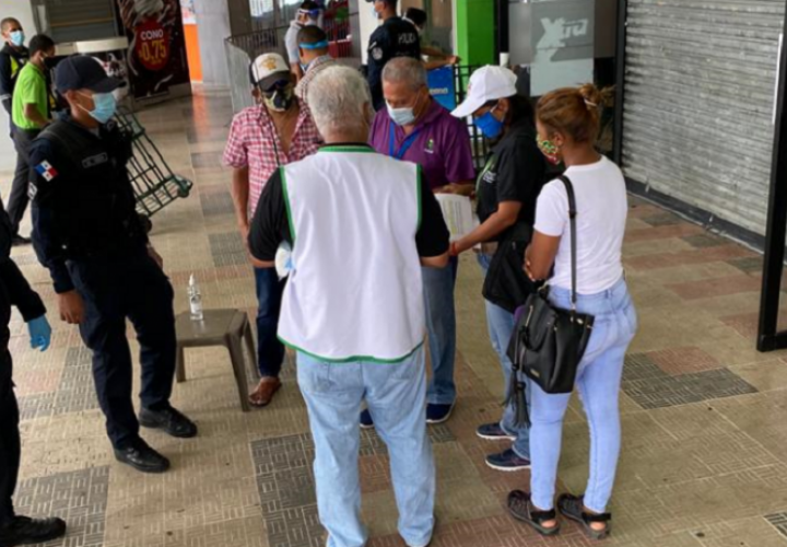 PACO sorprende a más  760 personas positivas de Covid-19 en las calles