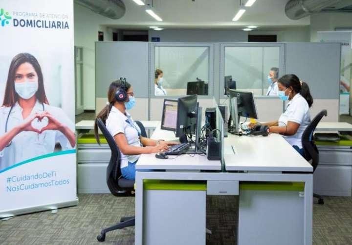 Programa de Atención Domiciliaria ha atendido a más de 400 pacientes con Covid19