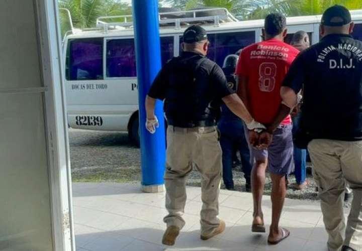 Caen 7 pandilleros en Bocas del Toro  [Video]