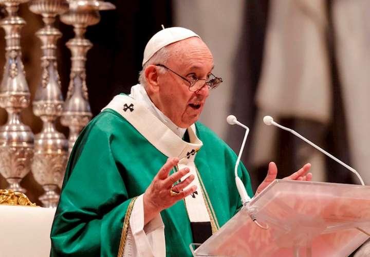 El papa Francisco, en una fotografía de archivo. EFE