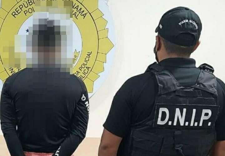 Cae asaltante de trabajador de delivery en San Miguelito  [Video]