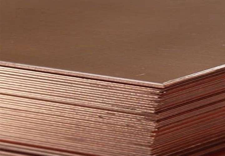 Los blisters son una forma impura del cobre.