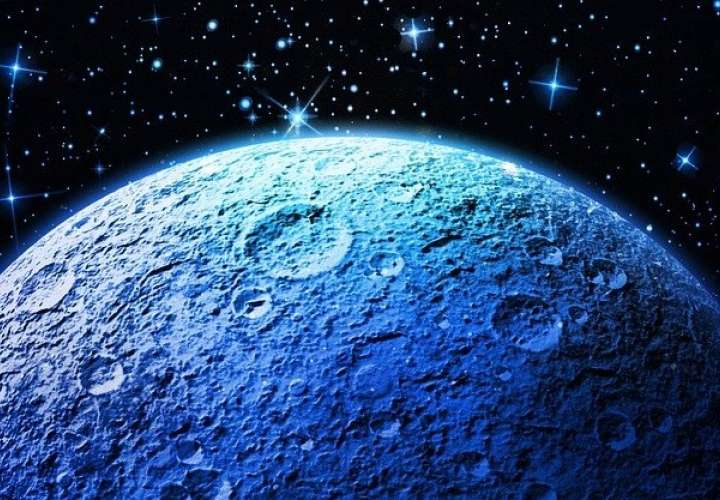Los modelos físicos predicen que se trata de un cuerpo de un tamaño entre el de la Tierra y el de Marte. Imagen: Pixabay Ilustrativa