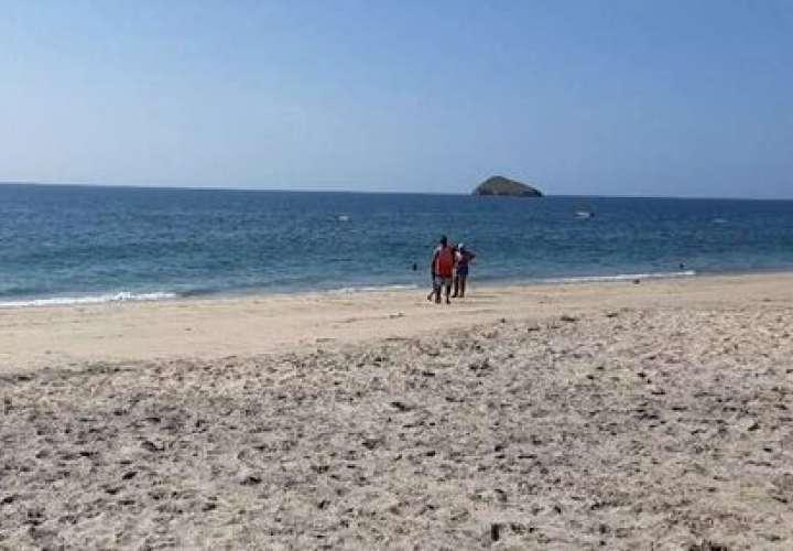 Coclé identifica playas más visitadas para evitar ingreso los fines de semana