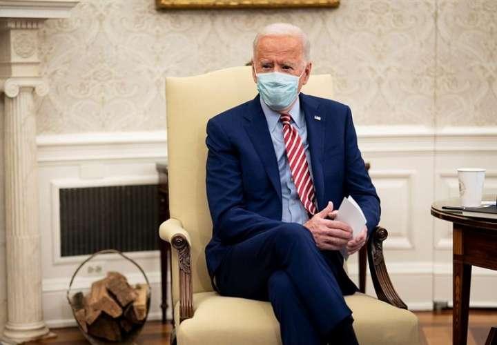 Presidente de EE.UU., Joe Biden. EFE