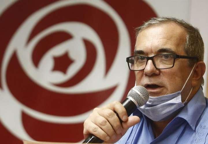 El presidente del partido Comunes, Rodrigo Londoño. EFE