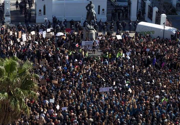 Foro Económico Mundial de África comienza en Sudáfrica en medio de protestas