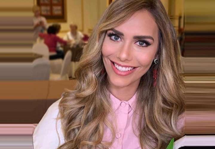 Angela Ponce: 'En Panamá si no te mata la covid-19, te mueres de hambre'