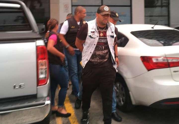 Ramiro Blaster comparece ante juez por caso de robo y privación de libertad