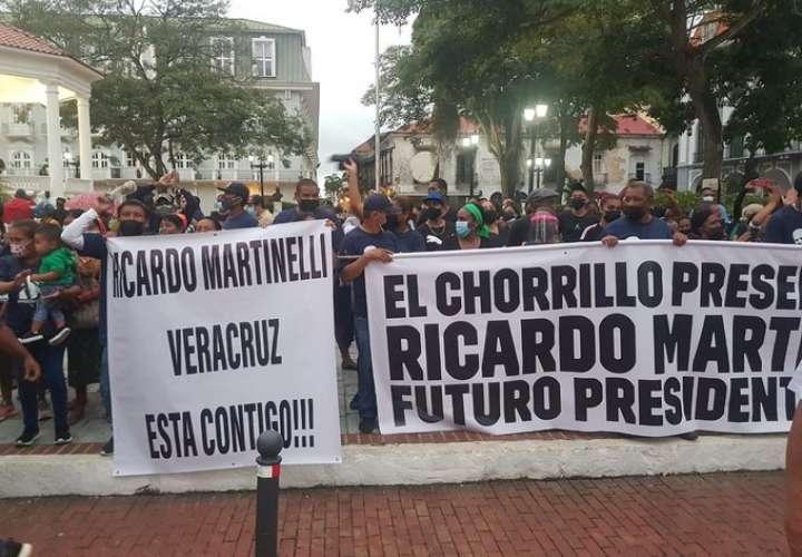 """RM lanza operación """"Rescatando a Panamá"""" con protestas simultáneas en el país"""