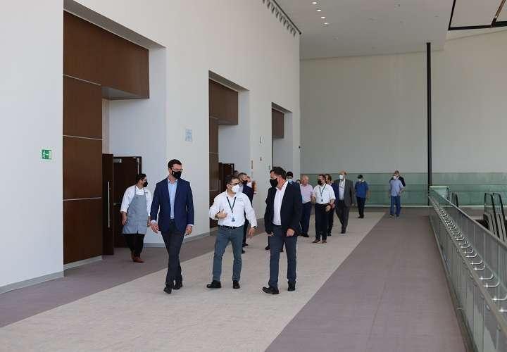 Panama Convention Center realiza la primera reunión presencial de la AFIDA