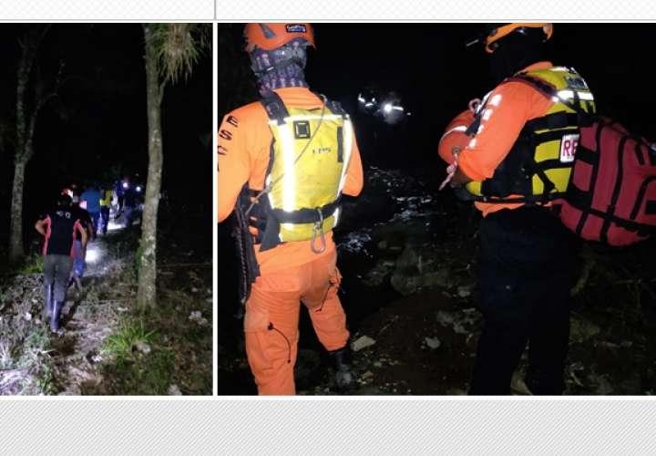 Dos tragedias: Un ahogado y otro ahorcado en Coclé
