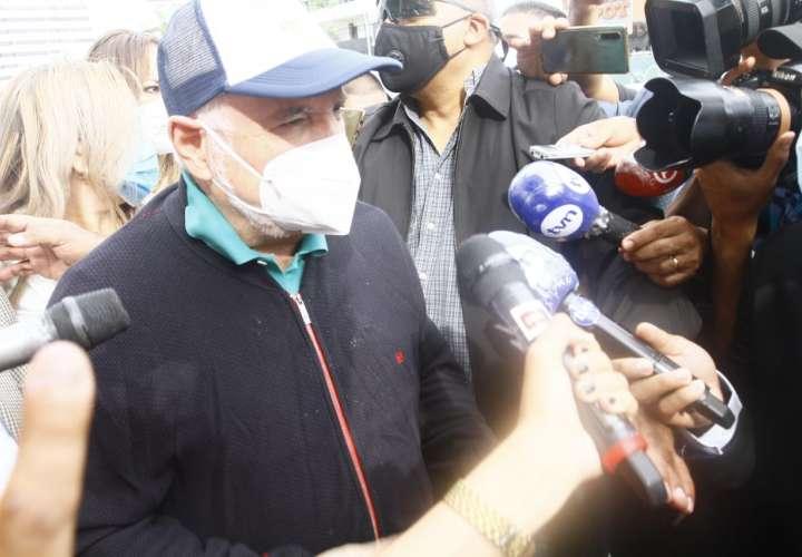 """Martinelli:  """"Me están violando mis derechos"""""""