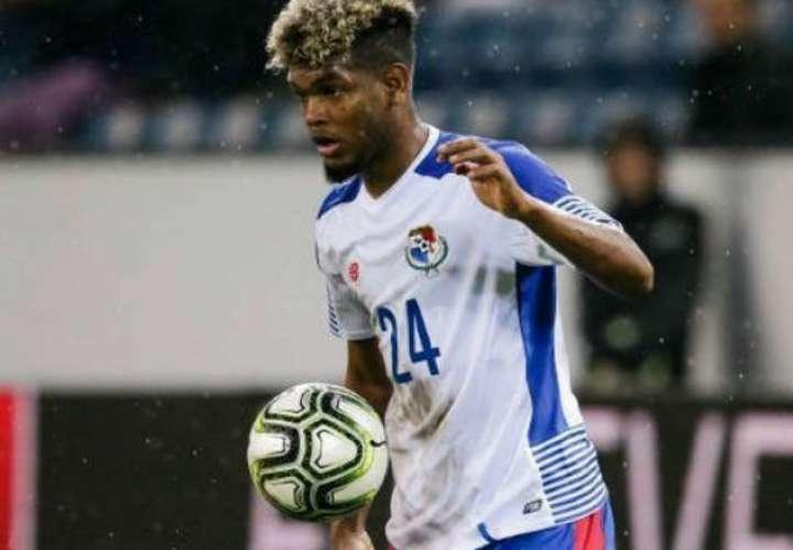 El centrocampista panameño del KAA Gent de Bélgica, Ricardo