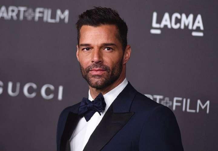Ricky Martin sabe activar las redes y sube una foto totalmente desnudo