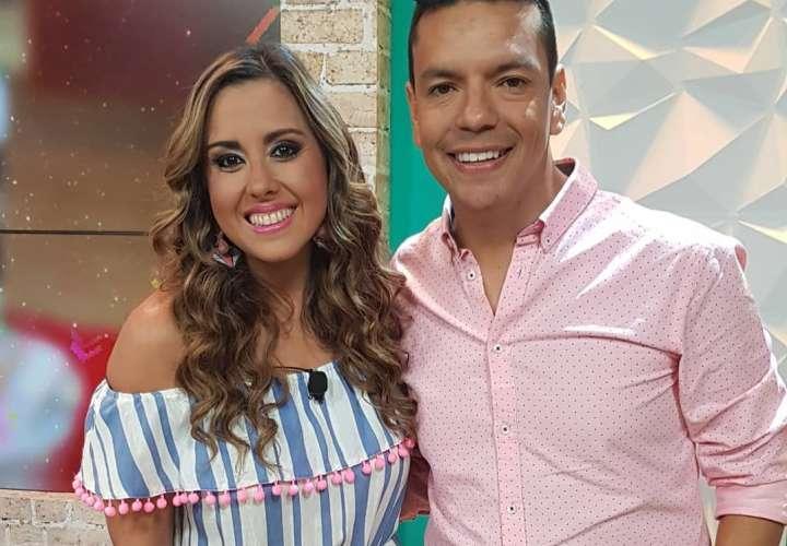 Rolando Sterling quedó encantado con el programa 'Tu Mañana'