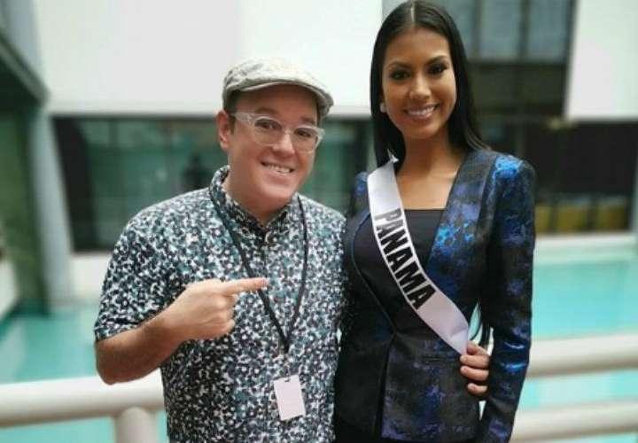 Alex Medela le responde a quienes lo critican por foto con Montezuma