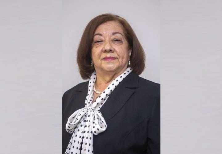 Rosalinda Ross Serrano, nueva magistrada suplente de la Sala Tercera de la Contencioso Administrativo y Laboral.