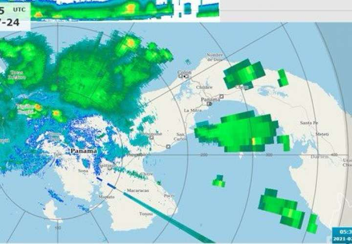 Lluvias con actividad eléctrica y ráfagas de viento para este sábado