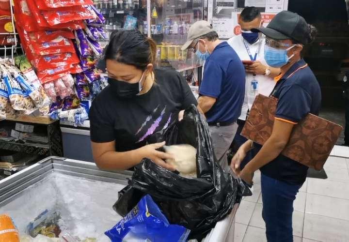 Sancionan a 30 comercios por deficiencias sanitarias en Panamá Oeste
