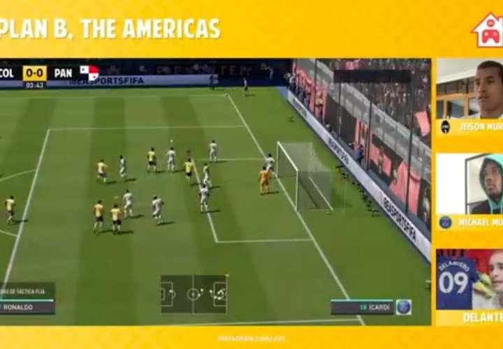 """Panameño Michael Murillo a la final del torneo """"FIFA Plan B The Americas"""""""