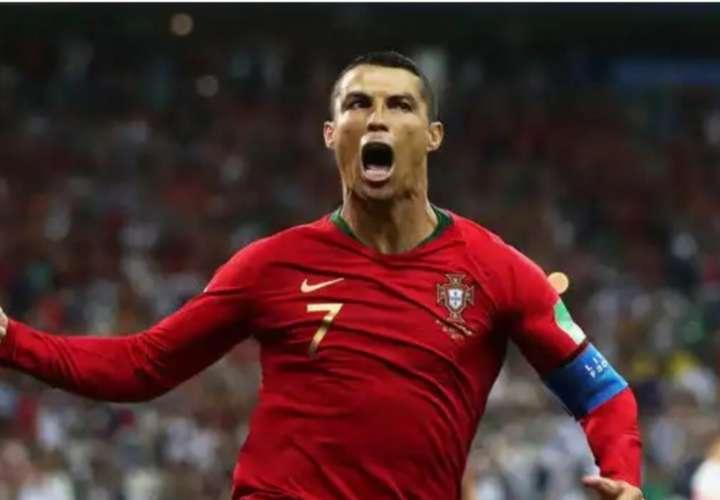 Cristiano Ronaldo /EFE