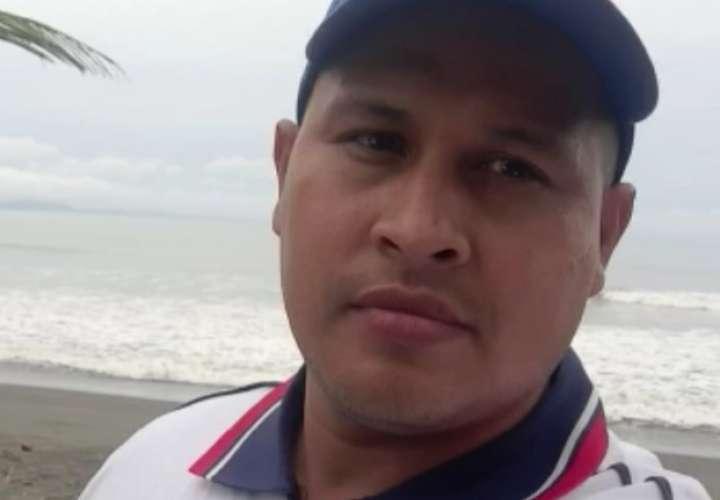 El cabo segundo Willy Alexander Espinoza asesinado el pasado 13 de agosto.