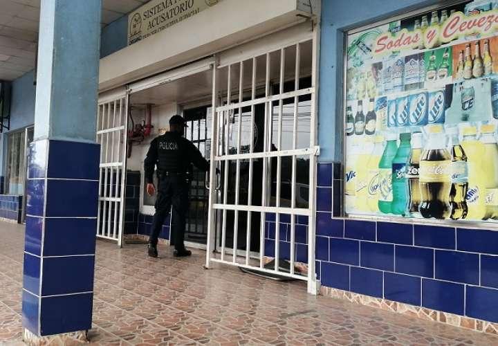 Sede del Sistema Penal Acusatorio en Panama Oeste.