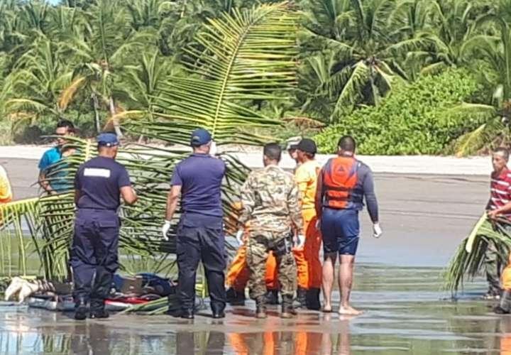 Se ahoga pescador de cangrejos en Chiriquí