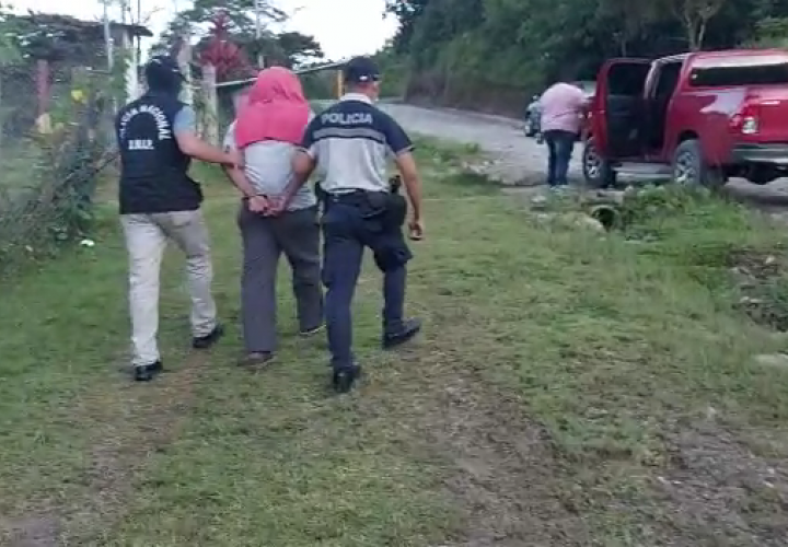 El homicida fue aprehendido hoy mismo por la Policía.