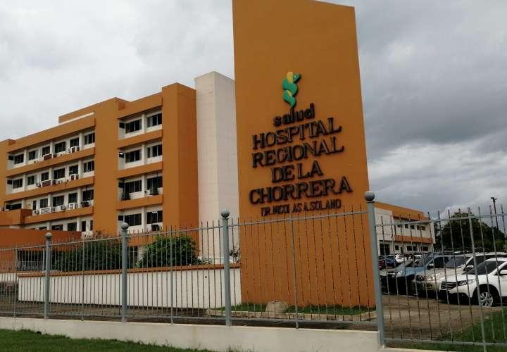 Invasión de palomas en el hospital Nicolás A. Solano