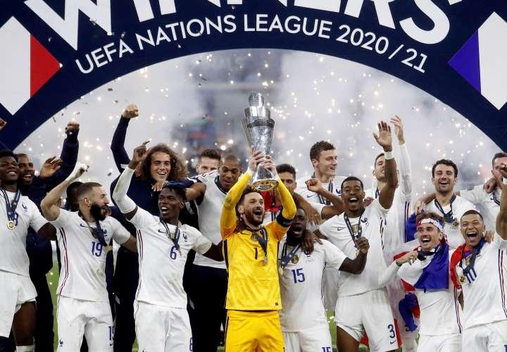 Francia suma una nuevo título. /EFE