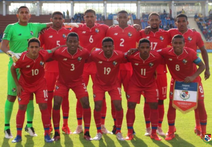 Sub-20 de Panamá rescató un empate de 1-1 ante Malí en el Mundial de Polonia