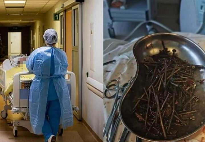 Afortunadamente para el paciente la operación fue todo un éxito, gracias a lo cual se encuentra estable.