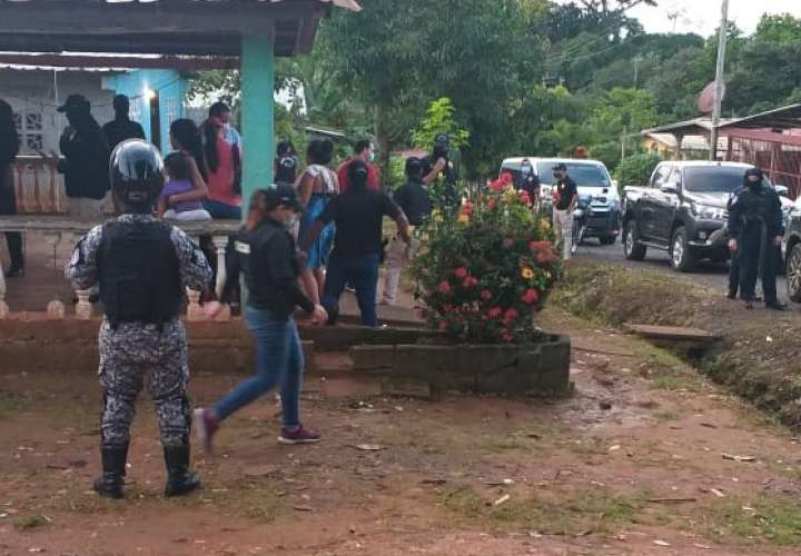 """Atrapan a """"Truco"""" por presunta vinculación en homicidio en Panamá Norte"""