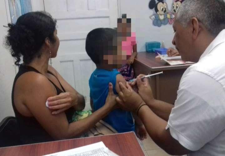 Dosis de vacunas contra influenza llegan el martes a Panamá